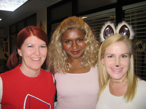 The Office Hallowe'en 2008
