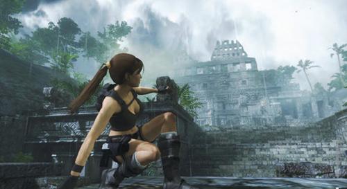 Tomb Raider Underworld Game Image