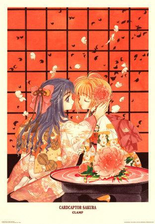 Tomoyo & Sakura