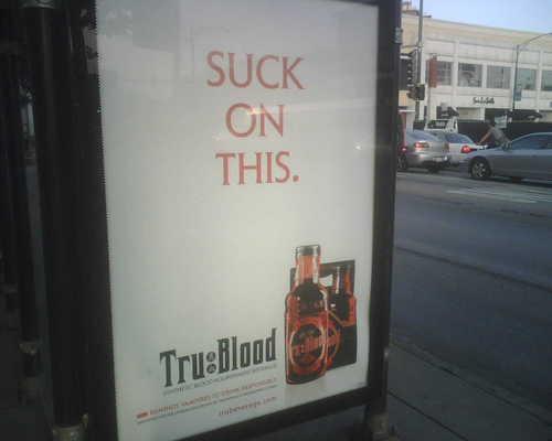 Tru Blood AD
