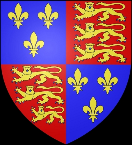 Tudor capa of Arms