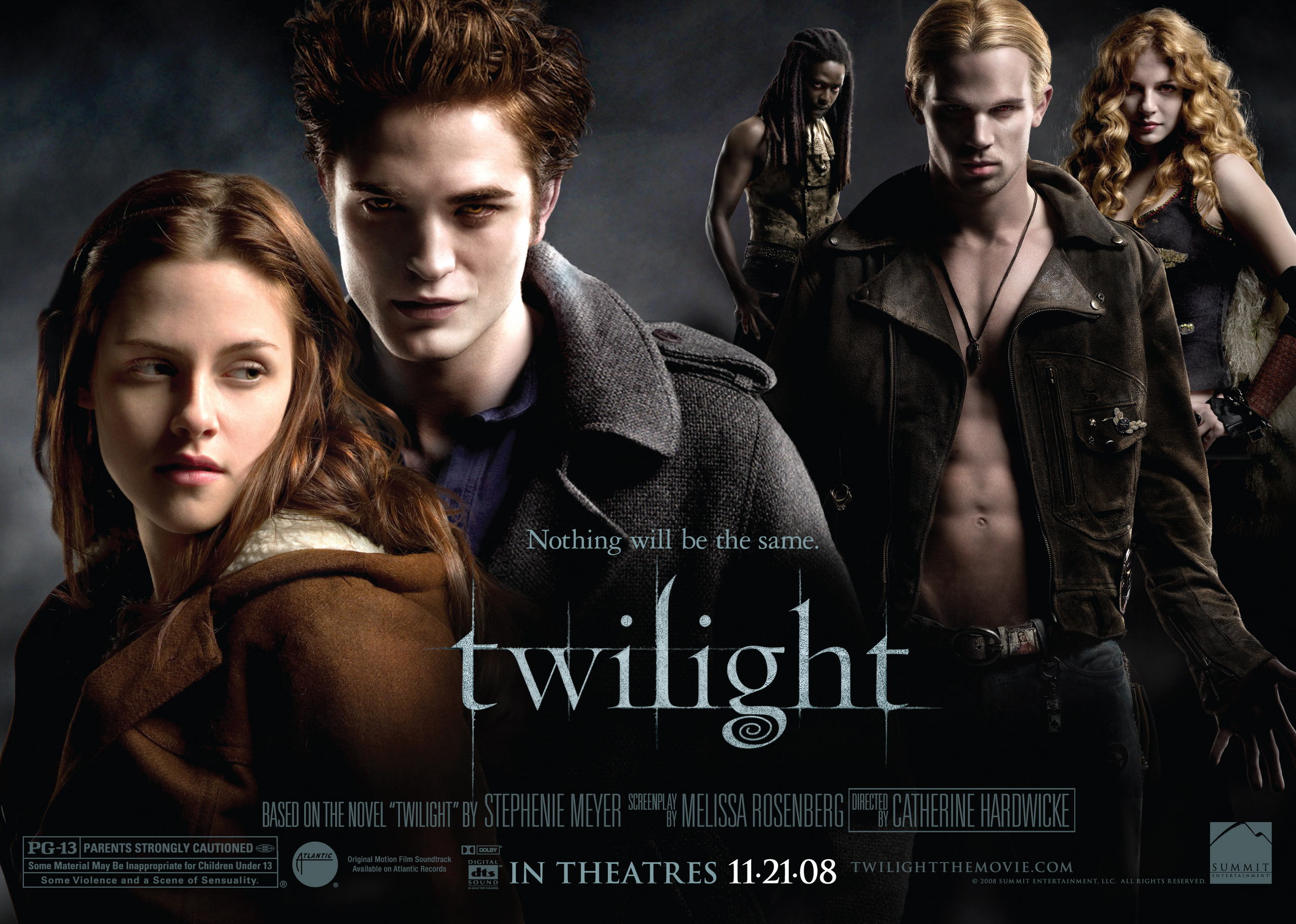 twilight series images twilight �bad vampire� banner art