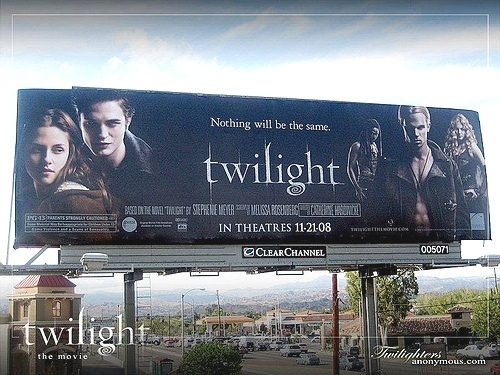 Twilight Billboard