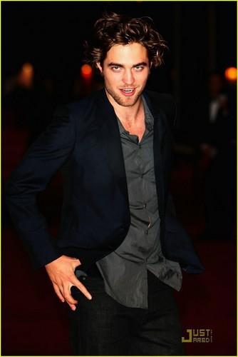 Twilight Premiere in Rome (Italy)