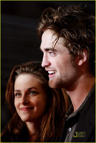 Twilight Premiere in Rome (Italy)