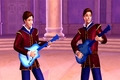 Twins with the COOLEST guitars - barbie-movies photo