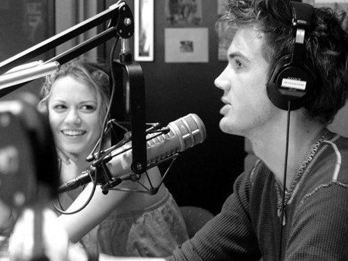 Tyler Hilton With Bethany Joy Galeotti