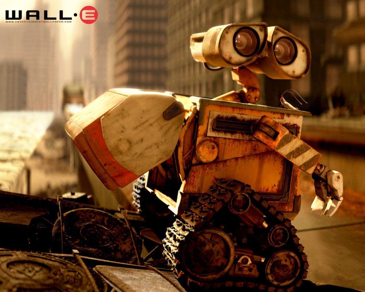 WALL-E WALL-PAPER
