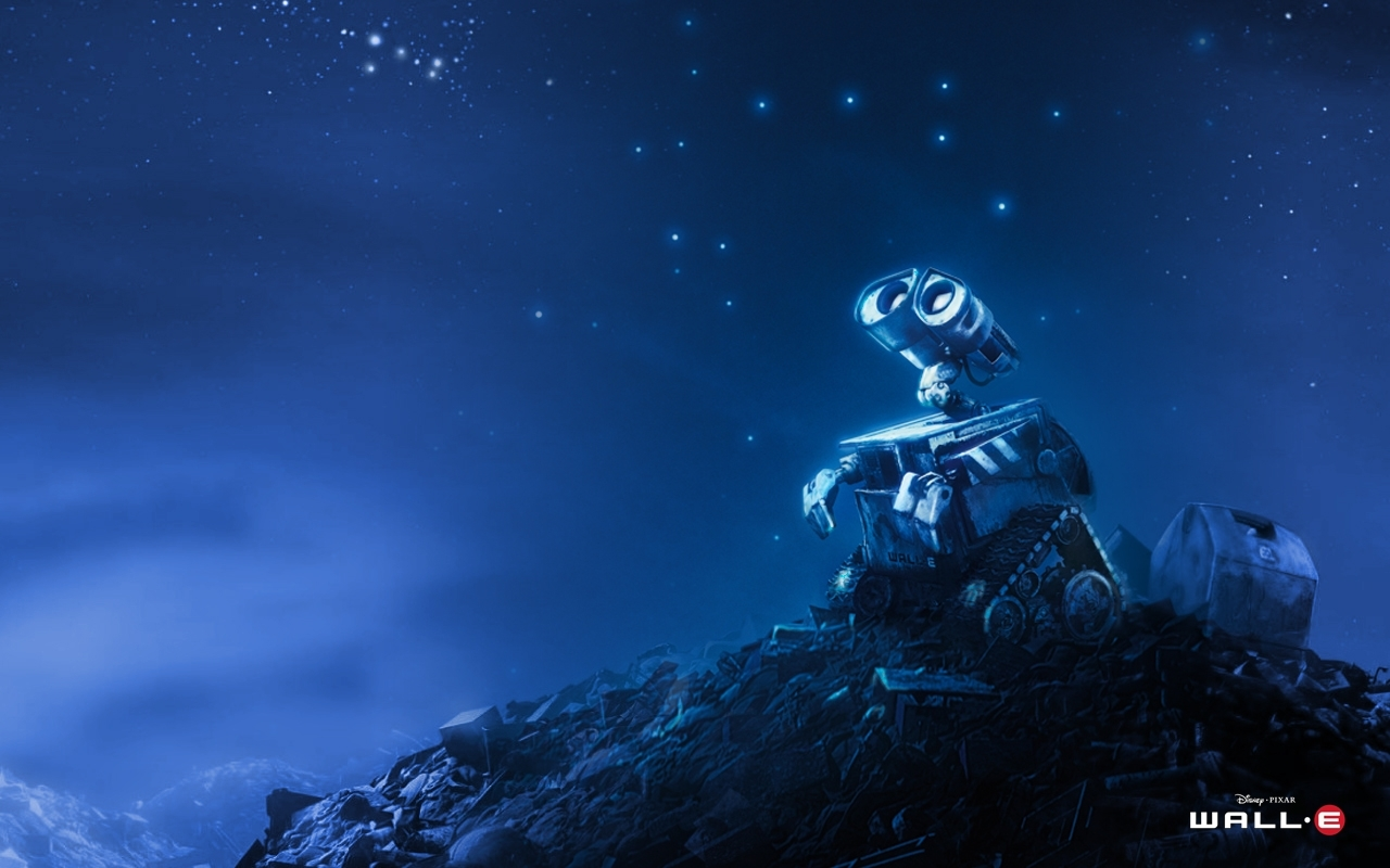 Wall e wall e wallpaper 2782723 fanpop Wallpapers for the wall
