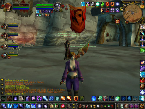 Warsong Pirate