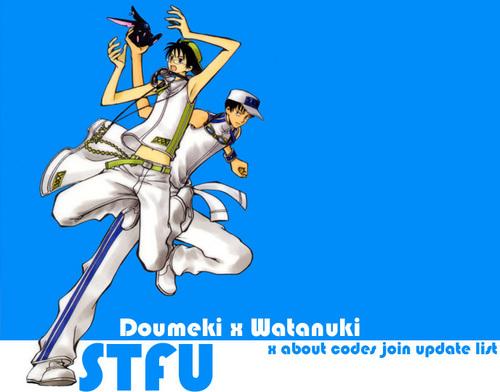 Watanuki & Doumeki