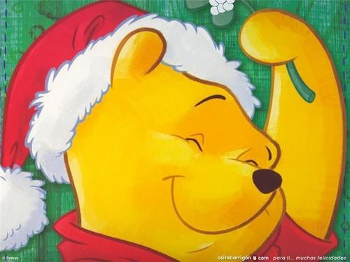 Winnie the Pooh বড়দিন