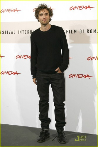 at Film Festival 2008 in Rome