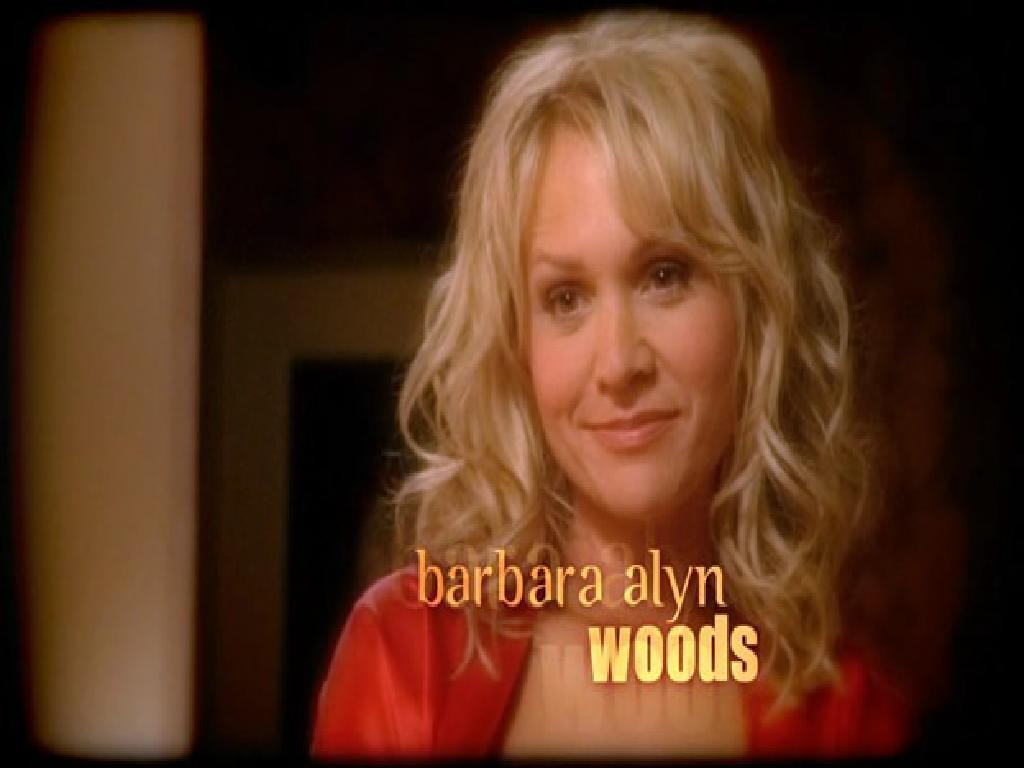 Barbara Alyn Woods - Bilder, News, Infos aus dem Web