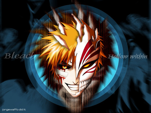 bleach wall