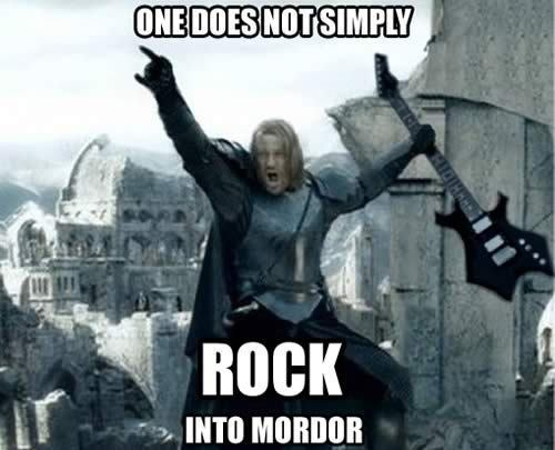 funny lotr oic