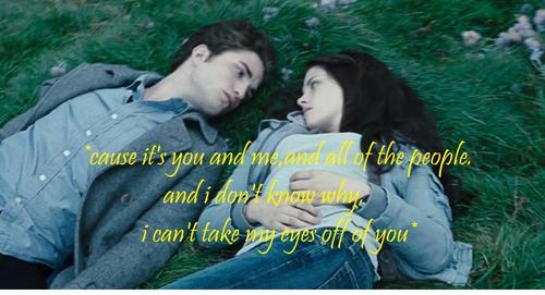 Twilight Movie wallpaper entitled in the meadow