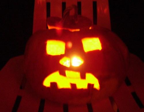 my jack-o-lantern