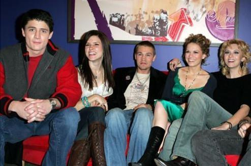oth cast at MTV