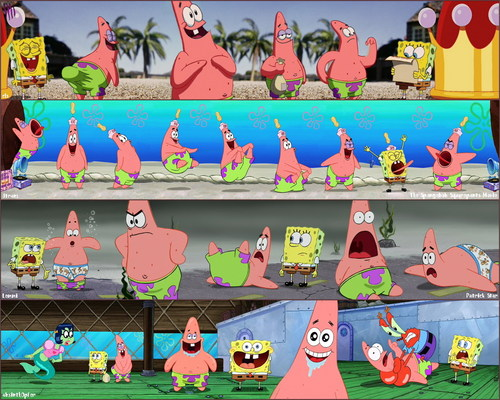 patrick wallpapers - patrick-star-spongebob Wallpaper