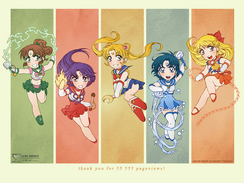 sailormoon team 3