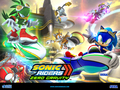sonic-rider - sonic gravity wallpaper