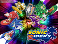 sonic-rider - sonic riders wallpaper