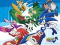 sonic-rider - sonic wallpaper