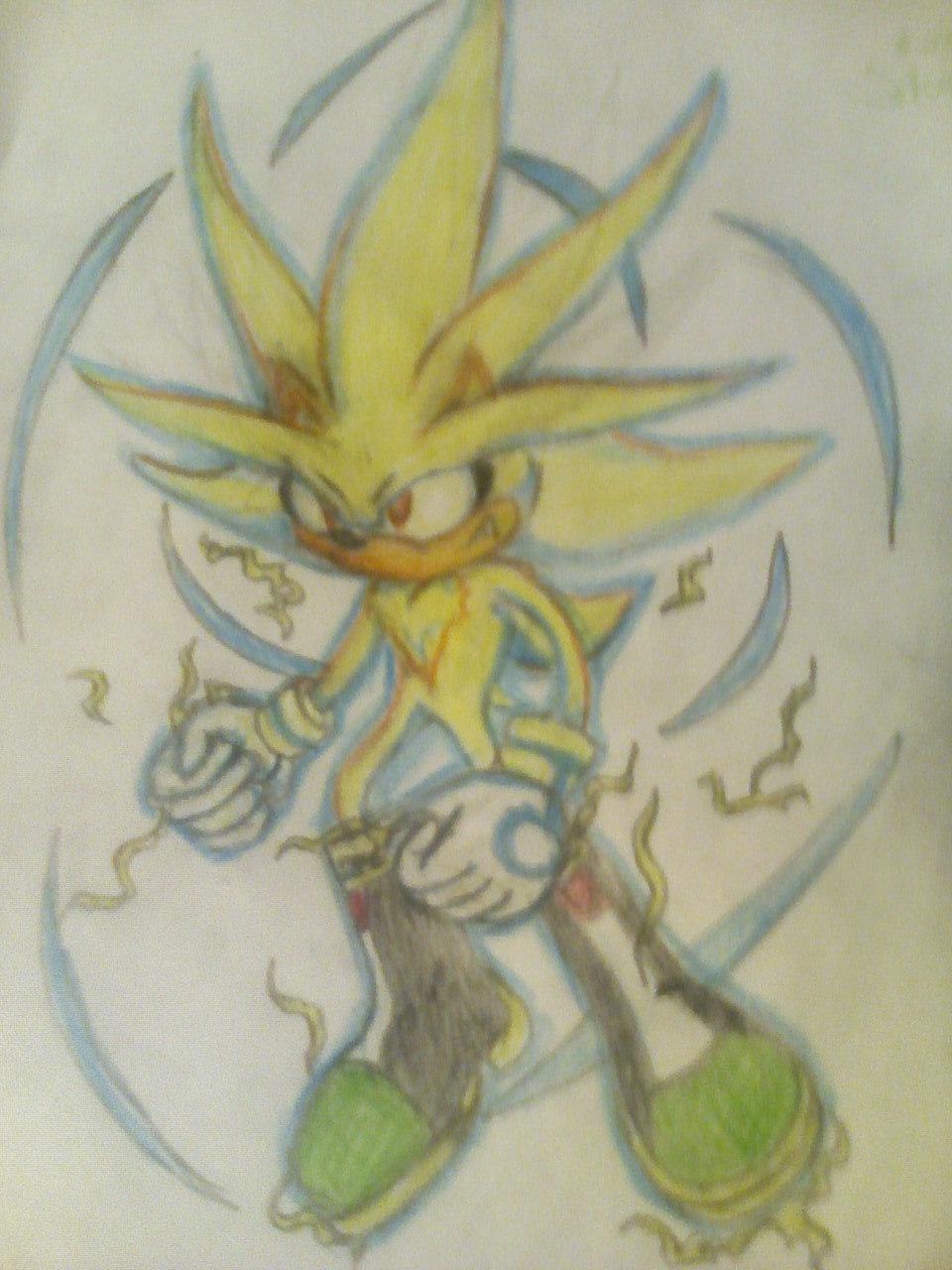 super silver anger