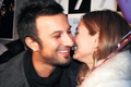 tarkan and girlfriend - tarkan photo