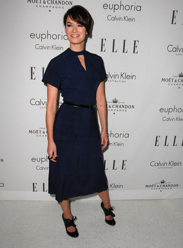ELLE Magazine's 15th Annual Women in Hollywood Tribute