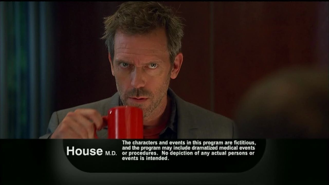 House md Quotes Funny Caps House md Photo Quot