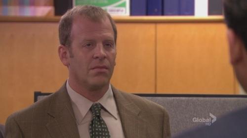 The Office Season 5 Episode 8: Frame Toby