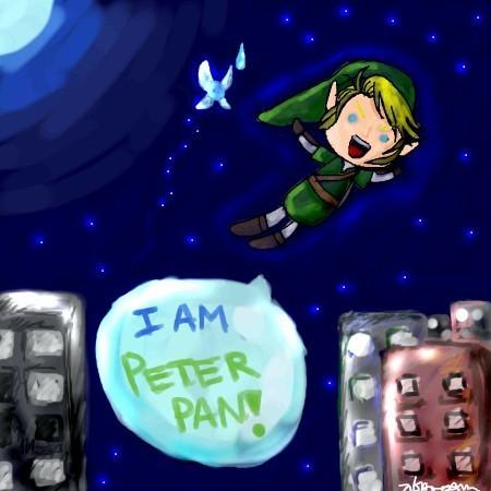 Peter Pan Peter Pan Fan Art 2829028 Fanpop