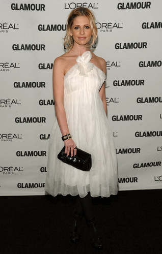 2008 Glamour Women of the год Awards