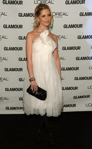 2008 Glamour Women of the anno Awards