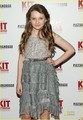 Abigail @ the Kitt Kittredge Premiere