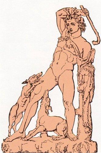 Greek Mythology wallpaper containing anime entitled Actaeon