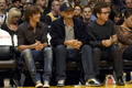 Zac, Leo & Kevin at the Game