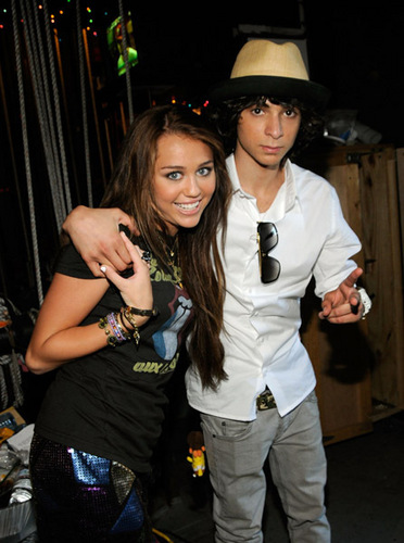 Adam and Miley