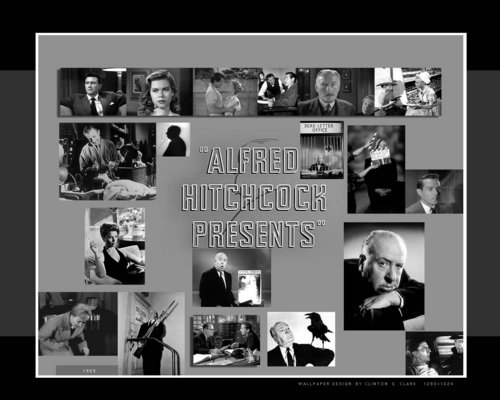 Alfred Hitchcock Presents - alfred-hitchcock Wallpaper