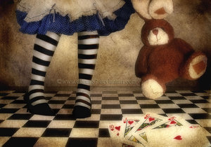 Alice in Wonderland wallpaper called Alice in Wonderland