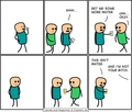 And im not your bitch. - cyanide-and-happiness photo