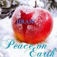 """سیب, ایپل HR شبیہ """"Peace on Earth"""""""