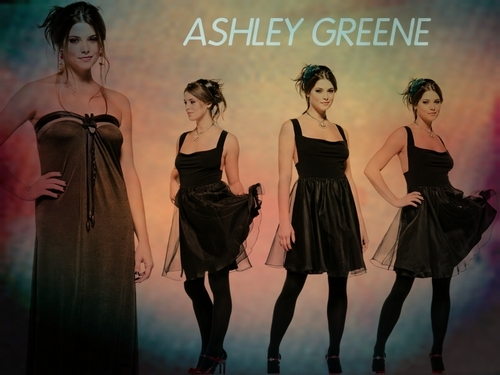 Ashley Greene wallpaper called Ashley