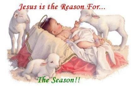 Baby Jesus ...Nativity (Christmas 2008)