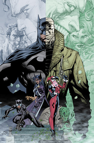 Batman wallpaper called Batman hush