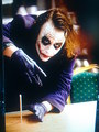 Behind the Scenes with the Joker - the-dark-knight photo
