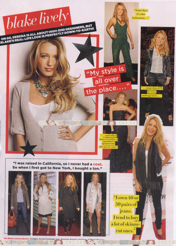 Blake and Leighton in Seventeen