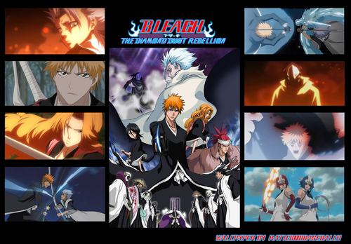 Bleach movie 2